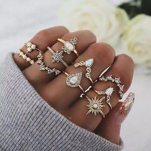 Jewelry - 10PC RING SET